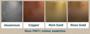 ResiTint+ Metallic Powder | Rich Gold - Resin Works