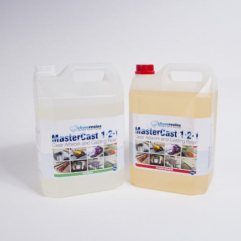 MasterCast 1-2-1 - Professional 10KG - Resin Works