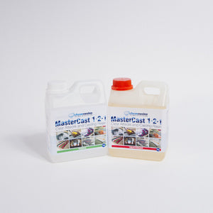 MasterCast 1-2-1 - Creative Kit 2KG - Resin Works