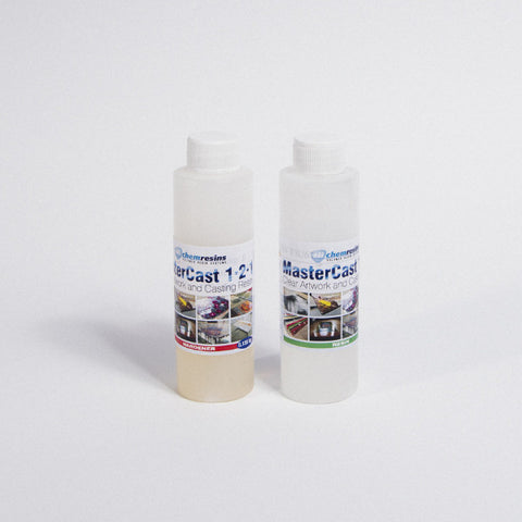 MasterCast 1-2-1 - Tester Kit 10oz - Resin Works