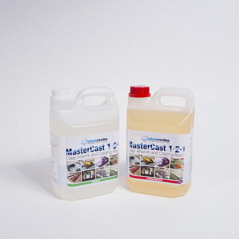 MasterCast 1-2-1 - Expert Kit 4KG - Resin Works