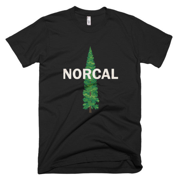 Men's/Unisex NorCal Redwood Shirt