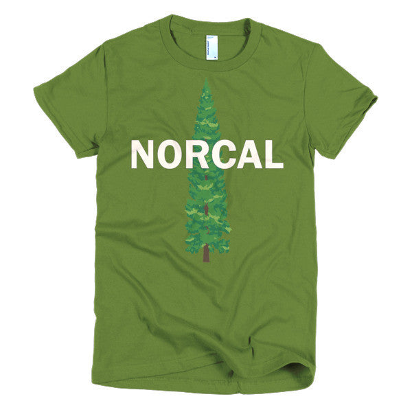 Womens' NorCal Redwood Shirt