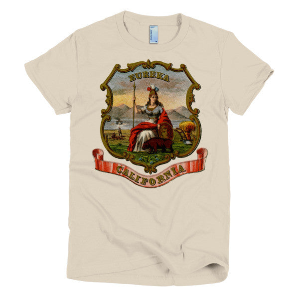 Womens' California State Coat of Arms Shirt