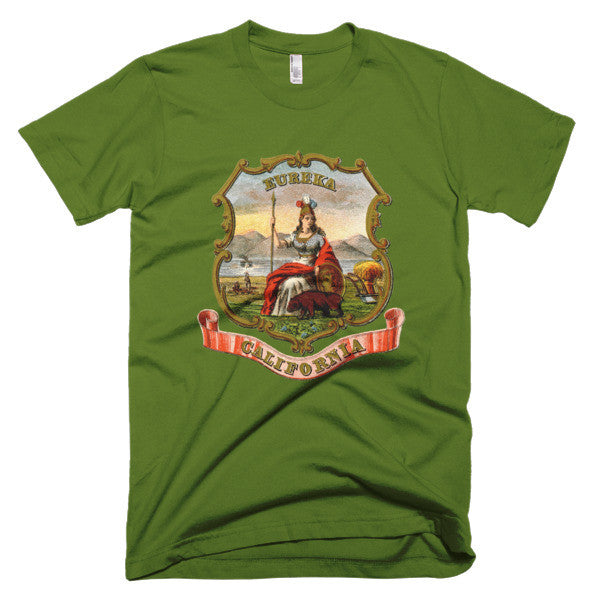 Men's/Unisex California State Coat of Arms Shirt