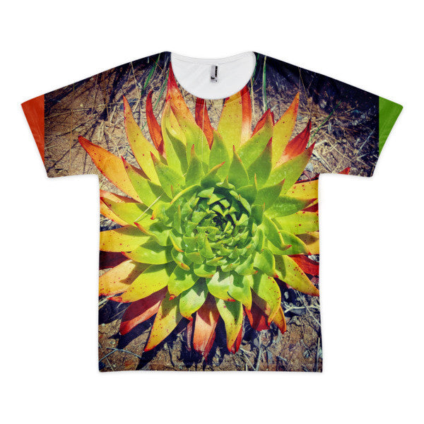 Men's/Unisex Succulent Shirt