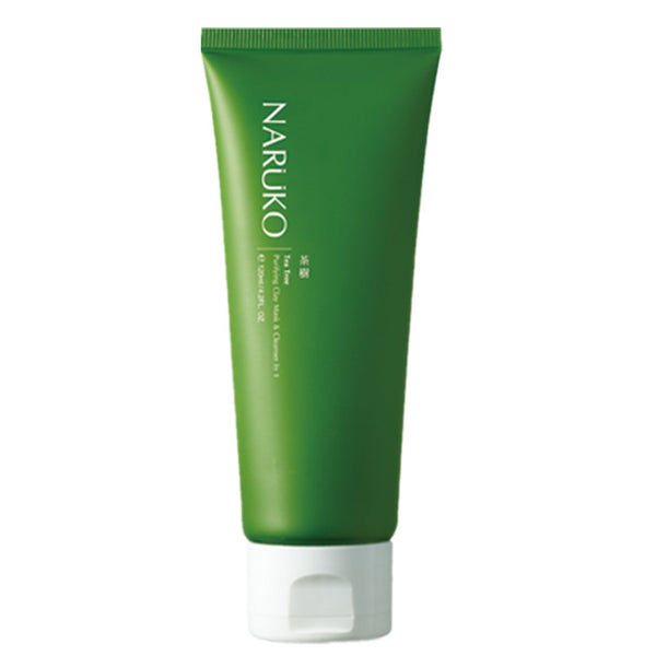 Tea Tree Purifying Clay Mask & Cleanser 2 IN 1