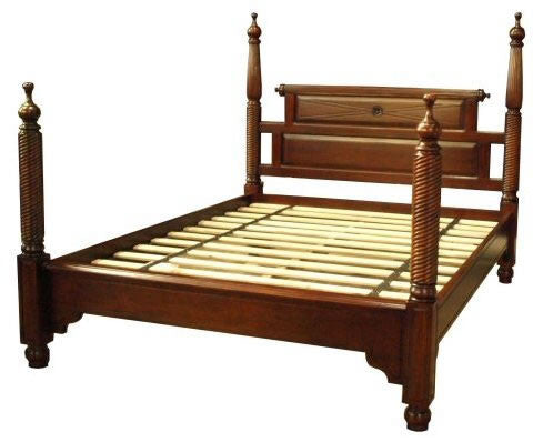 Queen Size - Batavia Four Poster Bed