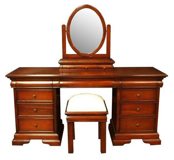 Hidden Drawer Style Dressing Table