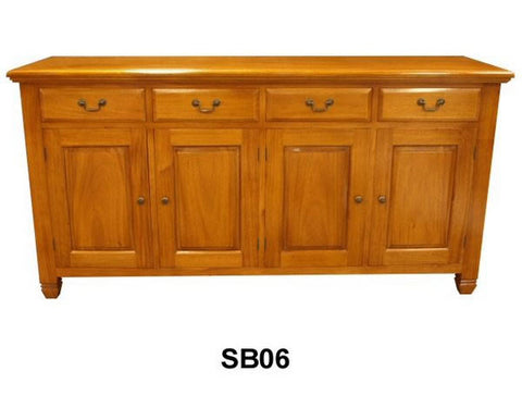 Wide Chester Sideboard