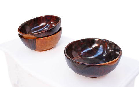 Bowl in Rosewood