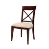 Criss Cross Back Dining Chair
