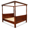 Jacobean Four Poster Bed - King size - Wholesale