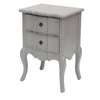 French Louis Style Bedside Table