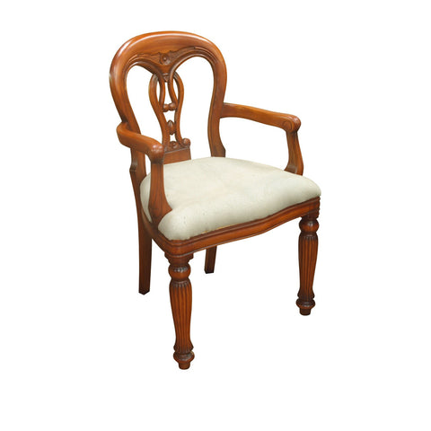 Biola Carver Dining Chair