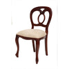 Oval Style Dining Chair