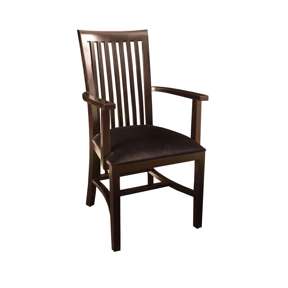 Batavia High Back Carver Dining Chair