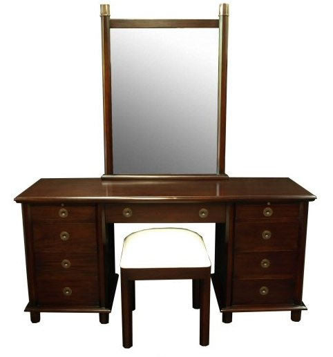 Pencil Style Dressing Table