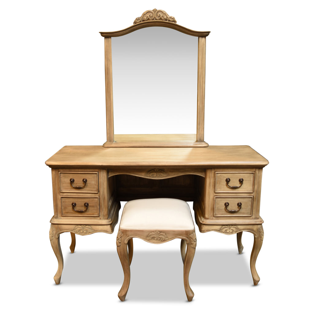 French Louis Style Dressing Table Hudson Furniture