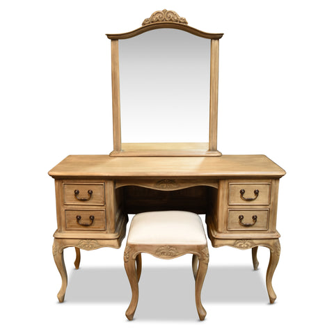French Louis Style Dressing Table