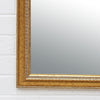 Classic Aged Gold Decorative Mirror