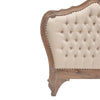 Louis Upholstered Headboard - King size - Wholesale