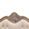 Louis Upholstered Headboard - Queen size
