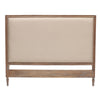 Maison Upholstered Headboard - Queen size