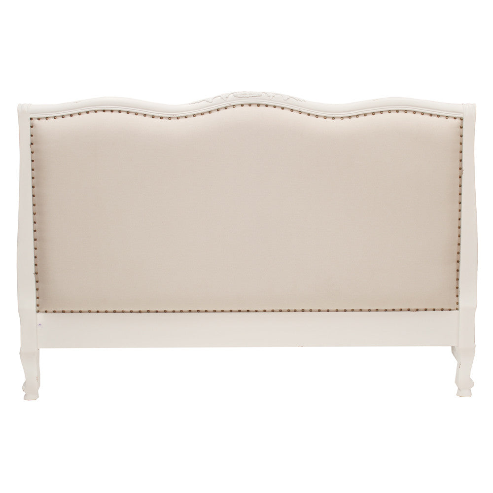 Estate Upholstered Headboard - Queen size