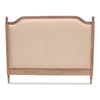 Marseille Upholstered Headboard - Queen size