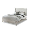 Augusta Sleigh Bed - King Size