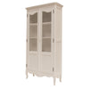 Farmhouse Kitchen Cabinet with Mesh Doors