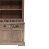 Farmhouse Kitchen Buffet and Hutch