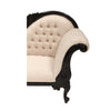 Large Carved Chaise Lounge - Wholesale