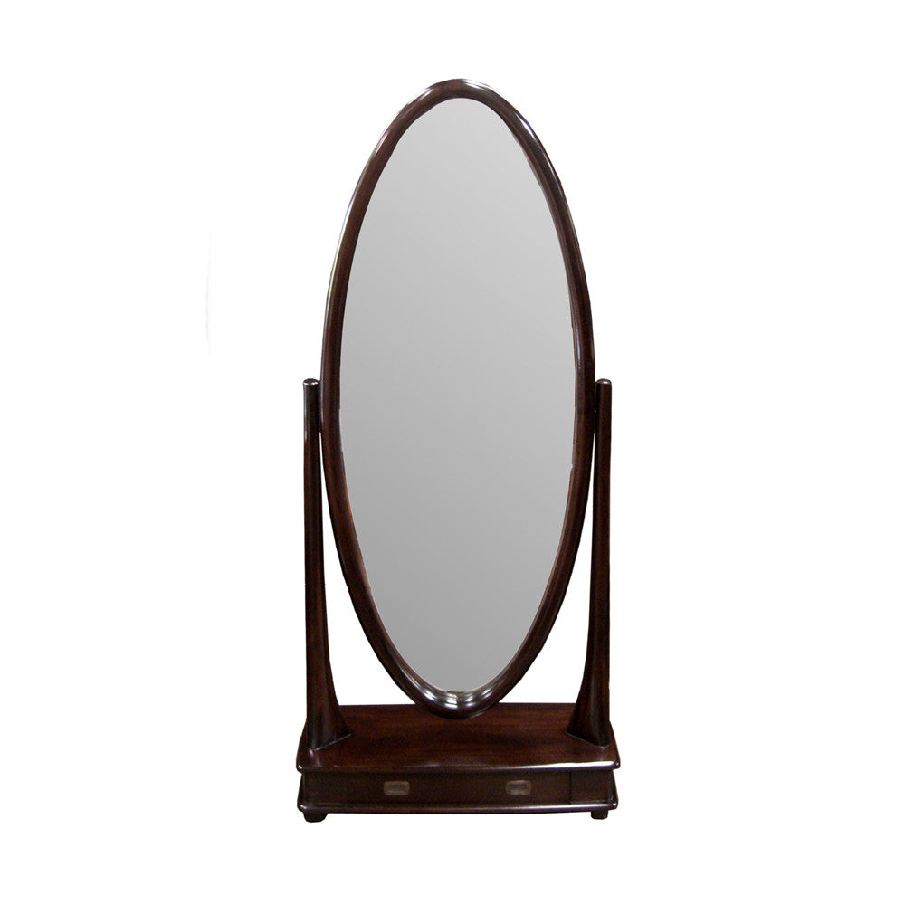 Montclair Oval Mirror