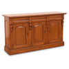 Farmhouse Hidden Drawer Sideboard
