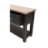 Chester 3 Drawer Console