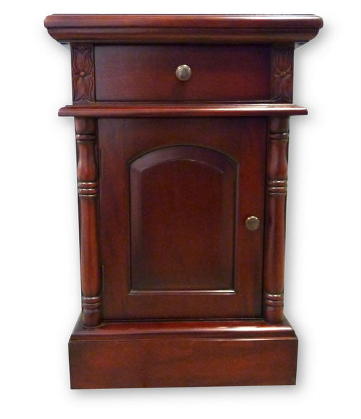 Colonial Bedside Cabinet