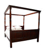 King Size - Jacobean Four Poster Bed