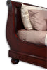 King Size - Antoinette Sleigh Bed