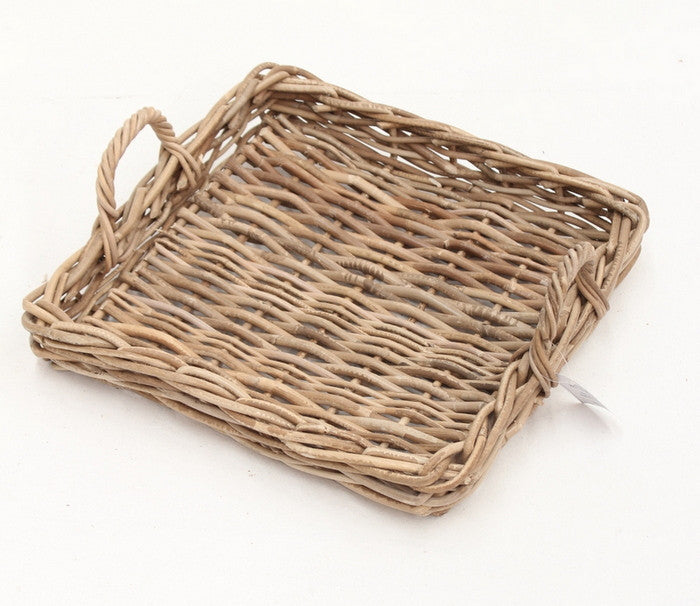 Large Wicker Display Basket