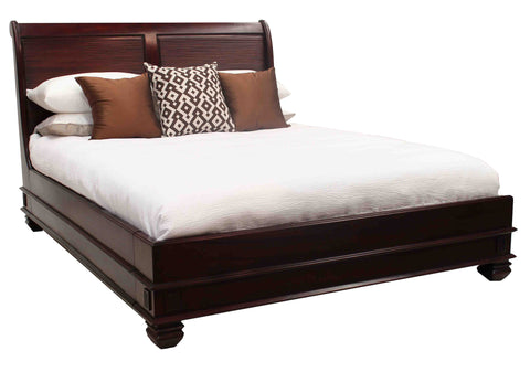 Queen Size - Cezanne Low Footboard Bed