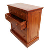 Colonial Six Drawer Tall-Boy