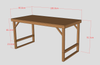 Trestle Style Work-Table