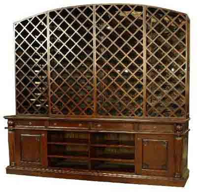 Bordeaux Buffet & Wine Storage