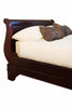 Queen Size Traditional French Sleigh Bed