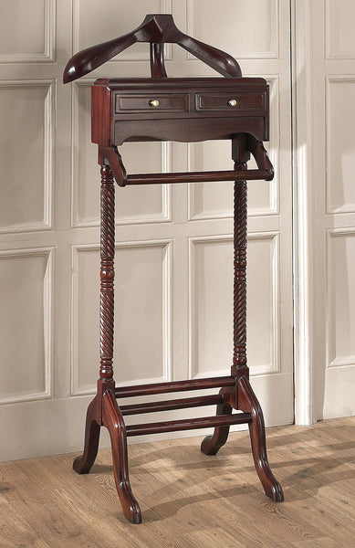 Classic Valet Stand Hudson Furniture