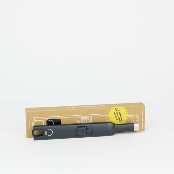 Rechargeable USB Lighter by The USB Lighter Company. Matte Black Lighter