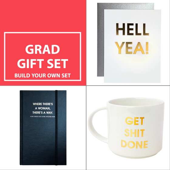 Gift for Grads! Mug & Journal Gift Set