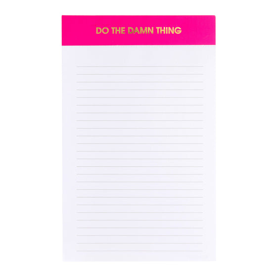 Chez Gagne Chez Gagné Do the Damn Thing - Notepad